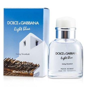 Dolce  Gabbana Light Blue Living In Stromboli Туалетная Вода Спрей 40ml/1.3oz