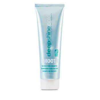 Deepshine Color Smooth Sulfate-Free Shampoo (250ml/8.5oz)