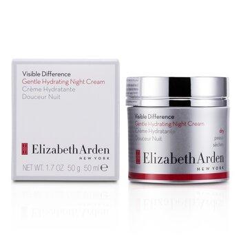 Elizabeth Arden Visible Difference Нежный Увлажняющий Ночной Крем (для Сухой Кожи) 50ml/1.7oz