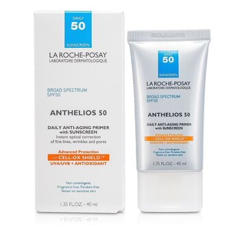 Anthelios 50 Daily Anti-Aging Primer With Suncreen (40ml/1.35oz)