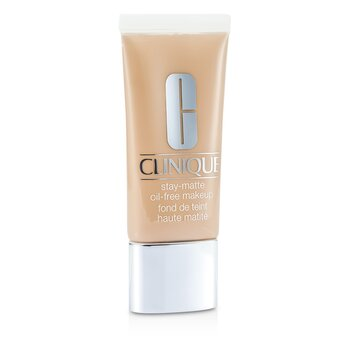 Clinique 倩碧 Stay Matte Oil Free Makeup 粉底液- # 02 Alabaster (VF-N) 30ml/1oz - 粉底及蜜粉