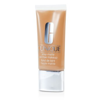Clinique 倩碧 Stay Matte Oil Free Makeup 粉底液- # 15 Beige (M-N) 30ml/1oz - 粉底及蜜粉