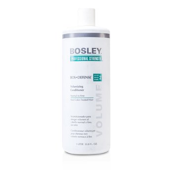 Professional Strength Bos Defense Volumizing Conditioner (For Normal to Fine Non Color-Treated Hair) (1000ml/33.8oz)