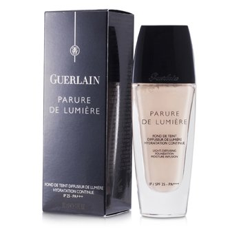 Parure De Lumiere Light Diffusing Fluid Foundation SPF 25 - # 01 Beige Pale