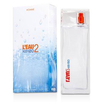 L'Eau 2 Kenzo Homme Eau De Toilette Spray (100ml/3.4oz)