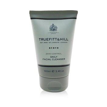 Truefitt  Hill Skin Control Ежедневное Очищающее Средство для Лица 100ml/3.4oz