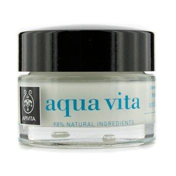 Apivita Aqua Vita 24Ч Увлажняющий Крем-Гель (для Жирной/Комбинированной Кожи) 50ml/1.76oz