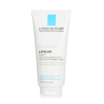 Lipikar Lait Lipid-Replenishing Body Milk (200ml/6.76oz)