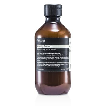 Nurturing Shampoo (Cleanse and Tame Belligerent Hair) (200ml/6.8oz)