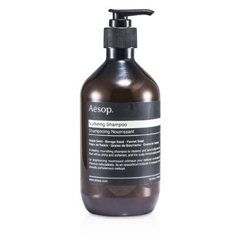 Nurturing Shampoo (Cleanse and Tame Belligerent Hair) (500ml/16.9oz)