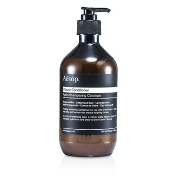 Classic Conditioner (For All Hair Types) (500ml/17.7oz)
