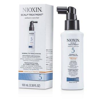 Nioxin Система 5 Уход за Кожей Головы для Средних и Жестких, Химически Обработанных, Нормальных и Редеющих Волос 100ml/3.38oz