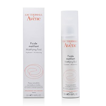 Mattifying Fluid (For Normal to Combination Sensitive Skin) (50ml/1.69oz)