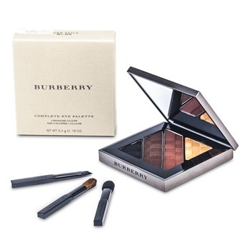 Burberry Тени для Век (4 Привлекательных Оттенка) - #  05 Темный Пряный 5.4g/0.19oz