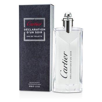 Cartier Declaration d'Un Soir EDT Spray 100ml/3.3oz  men