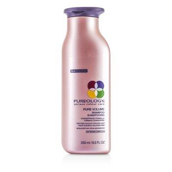 Pureology Pure Volume Шампунь (для Тонких Окрашенных Волос) (Новая Упаковка) 250ml/8.5oz