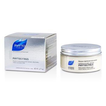 Phytocitrus Маска для Сияния и Защиты Цвета (для Окрашенных и Мелированных Волос) 200ml/6.7oz