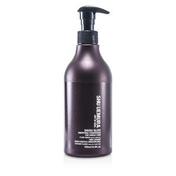 Shu Uemura Shusu Sleek Разглаживающий Кондиционер (для Непослушных Волос) (Салонный Продукт) 500ml/16.9oz