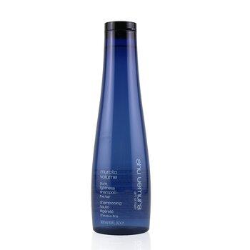 Shu Uemura Muroto Легкий Шампунь для Объема (для Тонких Волос) 300ml/10oz