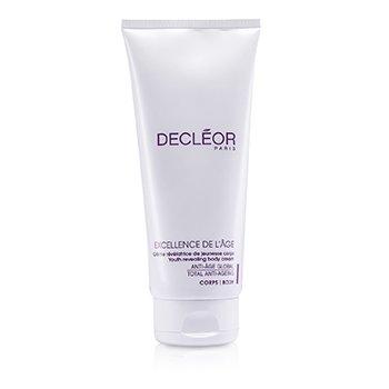Decleor Excellence De LAge Омолаживающий Крем для Тела (Салонный Продукт) 200ml/6.7oz