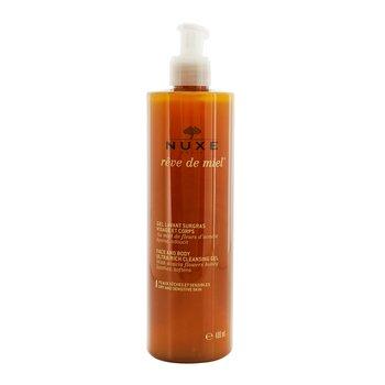 Reve De Miel Face & Body Ultra-Rich Cleansing Gel (Dry & Sensitive Skin) (400ml/13.5oz)