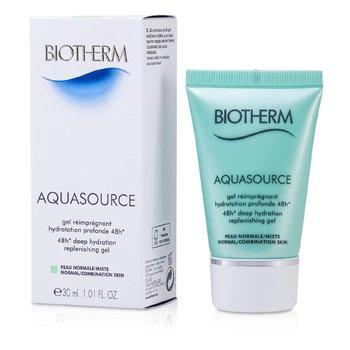 Aquasource 48H Deep Hydration Replenishing Gel (Normal/Combination Skin) (30ml/1oz)