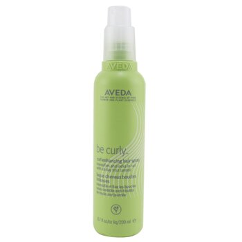 Be Curly Curl Enhancing Hair Spray (200ml/6.7oz)