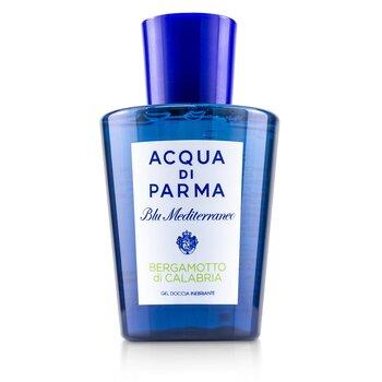 Acqua Di Parma Blu Mediterraneo Bergamotto Di Calabria Бодрящий Гель для Душа (Новая Упаковка) 200ml/6.7oz