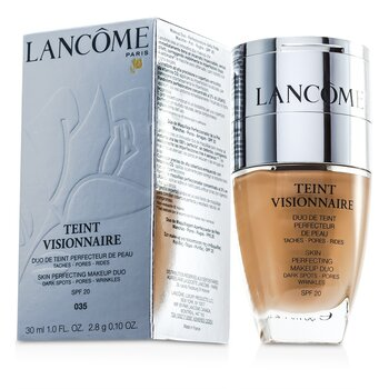 Teint Visionnaire Skin Perfecting Make Up Duo SPF 20 - # 035 Beige Dore (30ml+2.8g)