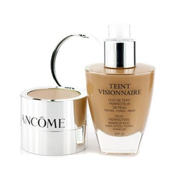 Teint Visionnaire Skin Perfecting Make Up Duo SPF 20 - # 045 Sable Beige (30ml+2.8g)