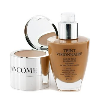 Teint Visionnaire Skin Perfecting Make Up Duo SPF 20 - # 06 Beige Cannelle (30ml+2.8g)