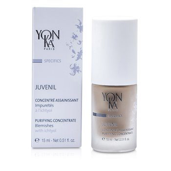 Specifics Juvenil Purifying Solution With Ichtyol (For Blemishes) (15ml/0.51oz)