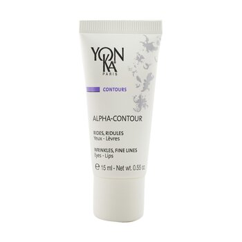 Contours Alpha-Contour With Fruit Acids -Wrinkle, Fine Line (For Eyes & Lips) (15ml/0.55oz)