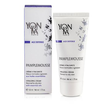 Age Defense Pamplemousse Creme - Revitalizing, Protective (Normal To Oily Skin) (50ml/1.73oz)