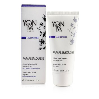 Age Defense Pamplemousse Creme - Revitalizing, Protective (Dry Skin) (50ml/1.72oz)