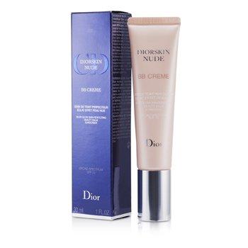 Christian Dior Diorskin Nude ВВ Крем Естественное Сияние Совершенствующий Бальзам SPF 10 - # 003 (Средний) 30ml/1oz