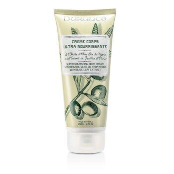 Super Nourishing Body Cream with Olive Leaf Extract (200ml/6.7oz)