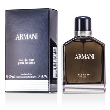 Armani Eau De Nuit Eau De Toilette Spray (50ml/1.7oz)