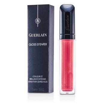 Guerlain Gloss Denfer Maxi Shine Интенсивный Цвет и Сияние Блеск для Губ - # 462 Rosy Bang 7.5ml/0.25oz
