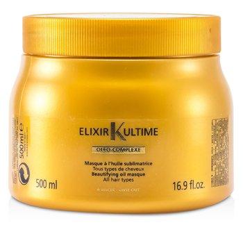 Kerastase Elixir Ultime Oleo-Complexe Маска с Маслами для Красоты Волос (для Всех Типов Волос) 500ml/16.9oz