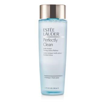 Estee Lauder Perfectly Clean Тонизирующий Лосьон/Очищающее Средство 200ml/6.7oz