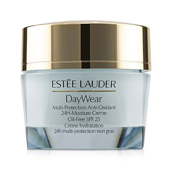 DayWear Multi-Protection Anti-Oxidant 24H-Moisture Creme Oil-Free SPF 25 - All Skin Types (50ml/1.7oz)