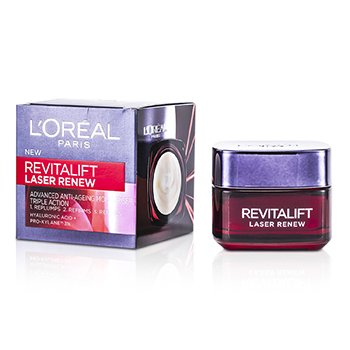 New Revitalift Laser Renew Advanced Anti-Ageing Day Cream (50ml/1.7oz)