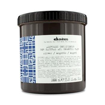 Davines Alchemic Серебристый Кондиционер (для Натуральных и Окрашенных Волос) 1000ml/33.8oz