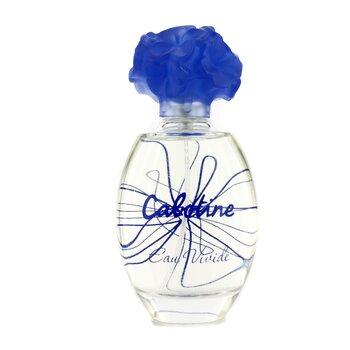 Cabotine Eau Vivide Eau De Toilette Spray (100ml/3.4oz)