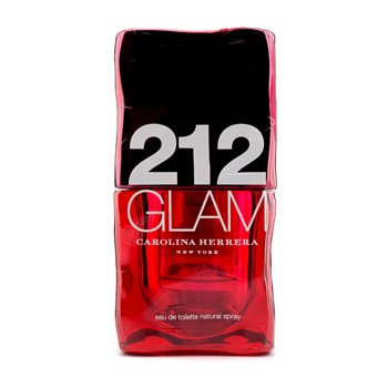 Carolina Herrera 212 Glam EDT Spray 60ml/2oz women