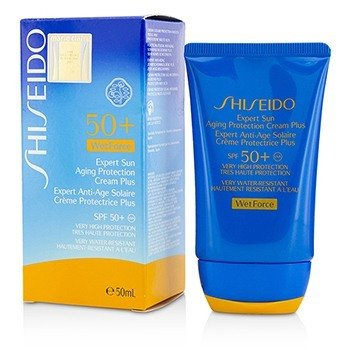 Shiseido Expert Sun Антивозрастной Защитный Крем Плюс SPF50+ 50ml/1.7oz