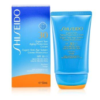 Shiseido Expert Sun Антивозрастной Защитный Крем SPF30 50ml/1.7oz