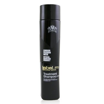 Treatment Shampoo (Daily Lightweight Treatment For Chemically Treated or Coloured Hair) (300ml/10.1oz)