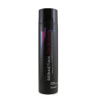 Sebastian Color Ignite Multi Шампунь для Защиты Цвета (для Мелированных и Осветленных Волос) 250ml/8.5oz